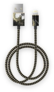 IDEAL OF SWEDEN Fashion Cable, 1m Black Galaxy Marble Cable