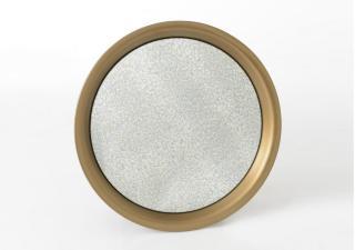 Speil 50 Cm - Hvit