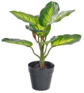 Kunstig plante 30 cm grønn 25x25x30 cm andre merkevarer