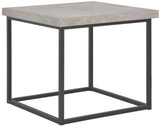 Salongbord 55x55x53 cm betong -