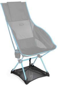 Helinox Ground Sheet Chair One Xl & Savanna Chair, Black, OneSize