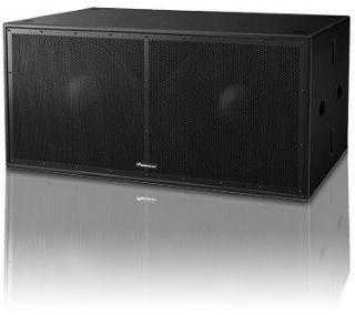 Pioneer Professional Audio XY-218S Dobbel 18