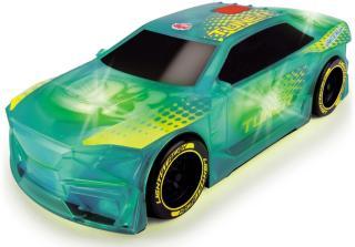 Dickie Toys Racing Bil, Grønn