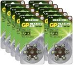 GP BATTERIES GP ZA 312-D6 / PR41, 10-pakk