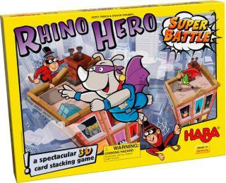 Rhino Hero Super Battle Brettspill