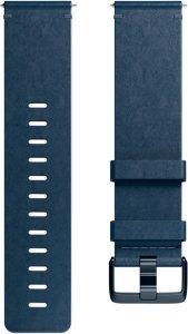 Fitbit Versa skinnrem M.Blue L Unisex