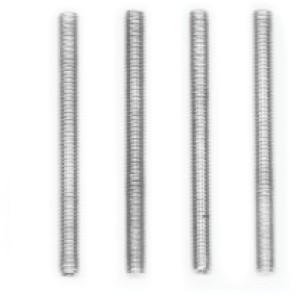 Grubscrew M6 x 70mm x 4