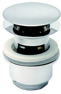 Damixa Klikk-ventil for servant Krom