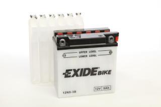 Exide MC Batteri 12V 9Ah