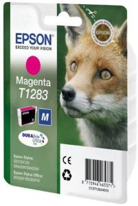 Epson T1283 - magenta - original - blekkpatron (alternativ for: Epson T1283) (C13T12834020)