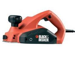 Elektrisk høvel Black & Decker KW712-QS