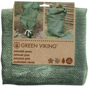 Green Viking Jutesekk grønn