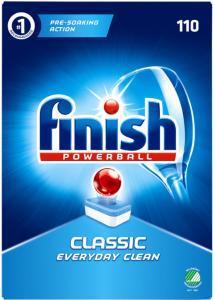 FINISH POWERBALL CLASSIC-OPPVASKTABLETTER 110 STK