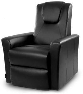 Massasjestol 6156 med løft - sort