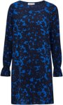 Saint Tropez Kjole Women Blue