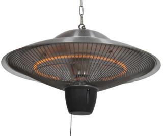 Easy Living Heater Terrassevarmer 1500W