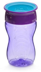 Wow Cup Kids - Purple Tritan Ny lekkasjefri WOW Cup Kids