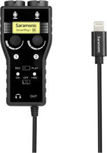 Saramonic LavMicro Di myggmikrofon til iOS