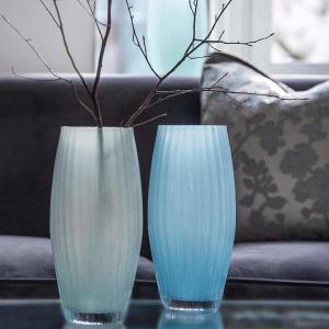 Magnor Zeppeliner vase sjøgrønn 30 cm