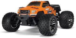 ARRMA Granite BLX 3S 4WD 1/10 Orange/Black