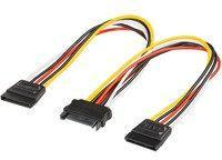 MICROCONNECT PC Y-Power supply cable (PI010813)