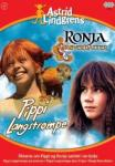 Astrid Lindgren: Pippi Langstrømpe/Ronja Røverdatter Samleboks (3 Disc)