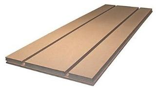 Uponor Calma 20 Trinnlyd Standardelement 1800x600x36 mm, For Comfort Pipe 20 mm