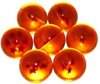 eStore Dragon Ball Z - 7 Dragon balls