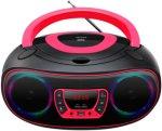 Denver CD Boombox med FM/USB/BT Unisex