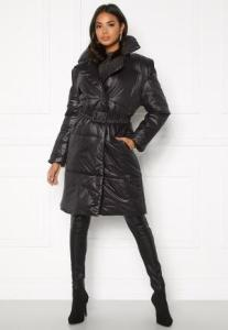 Ivyrevel Quilted Coat Black 40