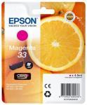 Epson 33 - magenta - original - blekkpatron (C13T33434020)