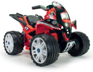 Quad The Beast El Motorsykkel - Injusa El-motorsykkel for barn
