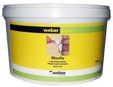 Weber Maxfix 5 kg