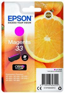 EPSON 33 - MAGENTA BLEKK