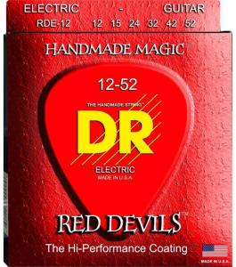 DR Strings RDE12 Red Devils (012-052) Extra Heavy