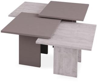 Homitis Settbord med 4 -