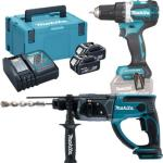 Makita Combo kit ELP200V Makita 8876261 Slagdrill