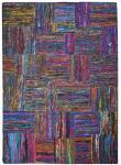The Rug Republic Silk teppe – Svart, 160x230