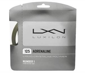 Luxilon Adrenaline Set 1.25