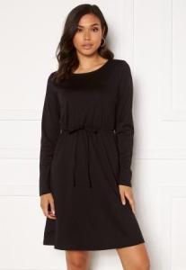 VILA Juner L/S Dress Black L