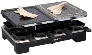 Cuisiner - Deluxe Raclette Grill Stone Grill   234P7A