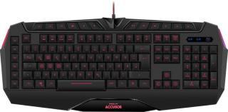 SPEEDLINK Lamia Gaming Keyboard Black | Deal.no