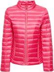 Esprit Dunjakke i lettvektsmodell Women Pink Fuchsia