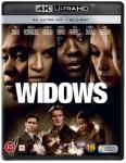 Widows - 4K Blu ray   AH38WP