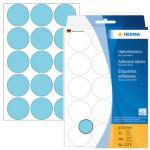 Herma Etikett blå 32mm 4008705022736 (Kan sendes i brev)