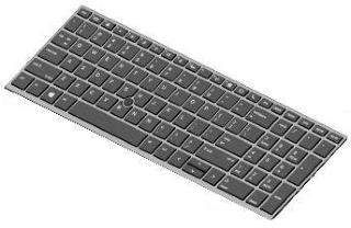 HP erstatningstastatur for bærbar PC - Tyrkisk (L14366-141)