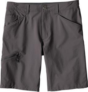 Patagonia Quandary Shorts 10 Herre forge grey 36 2020 Turshorts
