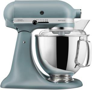 KitchenAid Artisan Kjøkkenmaskin, Matte Fog Blue