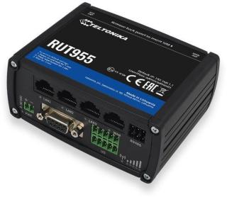 TELTONIKA RUT955 (GLOBAL) 4G LTE Router (RUT955V03020)