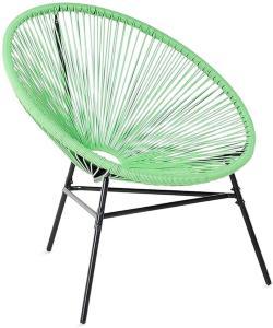 Acapulco Hagestol 76 cm - Grønn